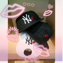 ・NEW ERA 59FIFTY NY Lip ¥5,225+税
